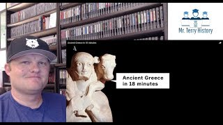 A History Teacher Reacts | Ancient Greece in 20 Minutes