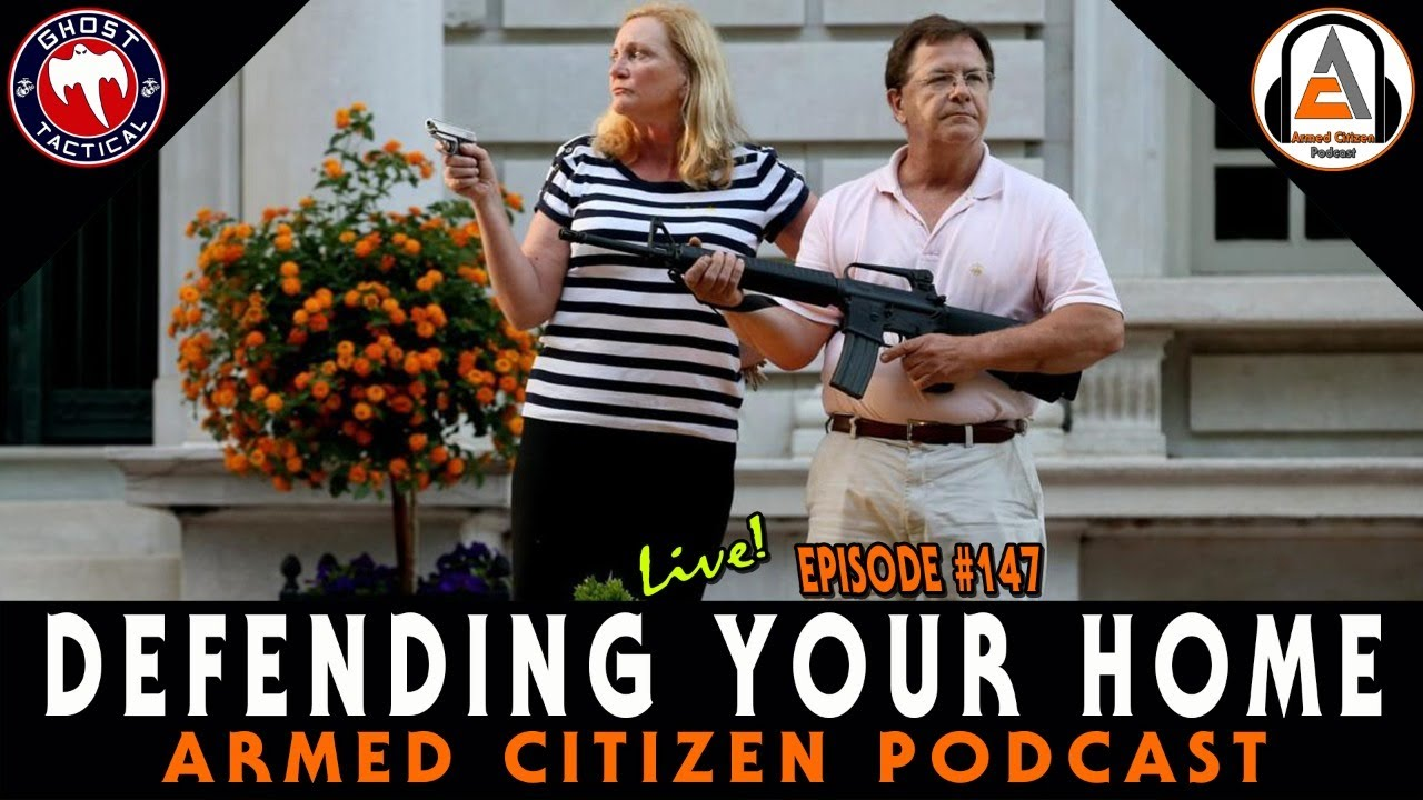 Let's Talk AMMO:  The Armed Citizen Podcast LIVE #147