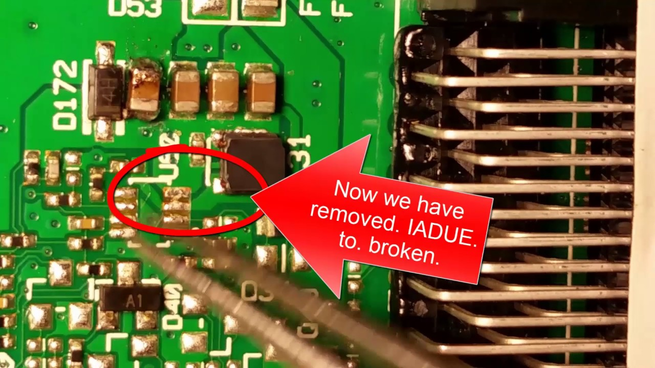 TELEFUNKEN T32TX182DLBP  LED TV  Repair  no light  led power  tv not working