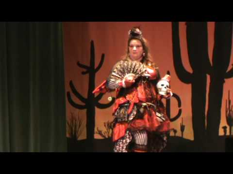 Wild West Convention Steam Punk Fashion Show 2017 - Tucson, AZ - Part 4