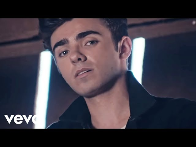 Nathan Sykes - Over And Over Again (Official Music Video)