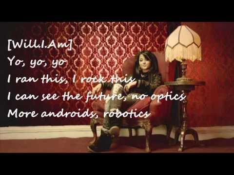 Becky G feat Will I Am-Problem (The Monster Remix) LYRICS
