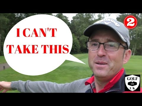 GOLF VLOGS UK IN COVENTRY GOLF CLUB PART 2 KILLER GOLF