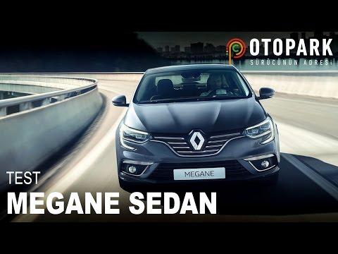 Renault Megane Sedan 1.2 Tce EDC | TEST