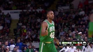 Boston Celtics at Milwaukee Bucks l October 26, 2017
