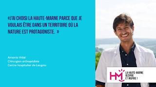 Antonio Vidal - Chirurgien orthopédiste à Langres
