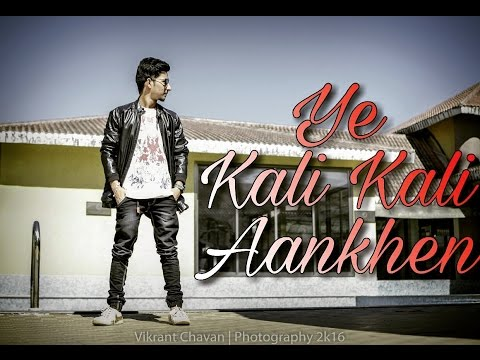 Ye Kali Kali Aankhen | Freestyle Dance | Roshan Hindurao