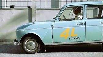 Klassikko Renault R4 alias Tipparellu (Teknari 10/2012)
