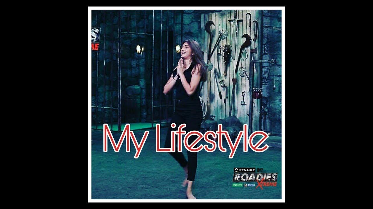 Mtv Roadies Xtreme Shruti Sinha Lifestyle