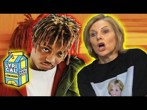 Mom REACTS to Juice Wrld - Lucid Dreams (Dir. by @_ColeBennett_)