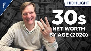 Average Net Worth of a 30 Year Old Revealed! (2020 Edition)
