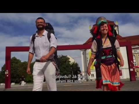 Fremde Freunde — Walk between Dresden and Prague / Dresden