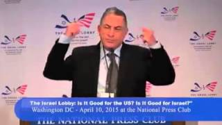 Gideon levy speaks the truth at us Israeli lobby.