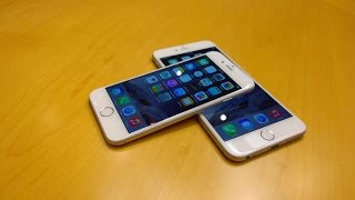 MIZANY | نظرة مفصلة على هاتف أبل أيفون 6 وأيفون 6 بلس