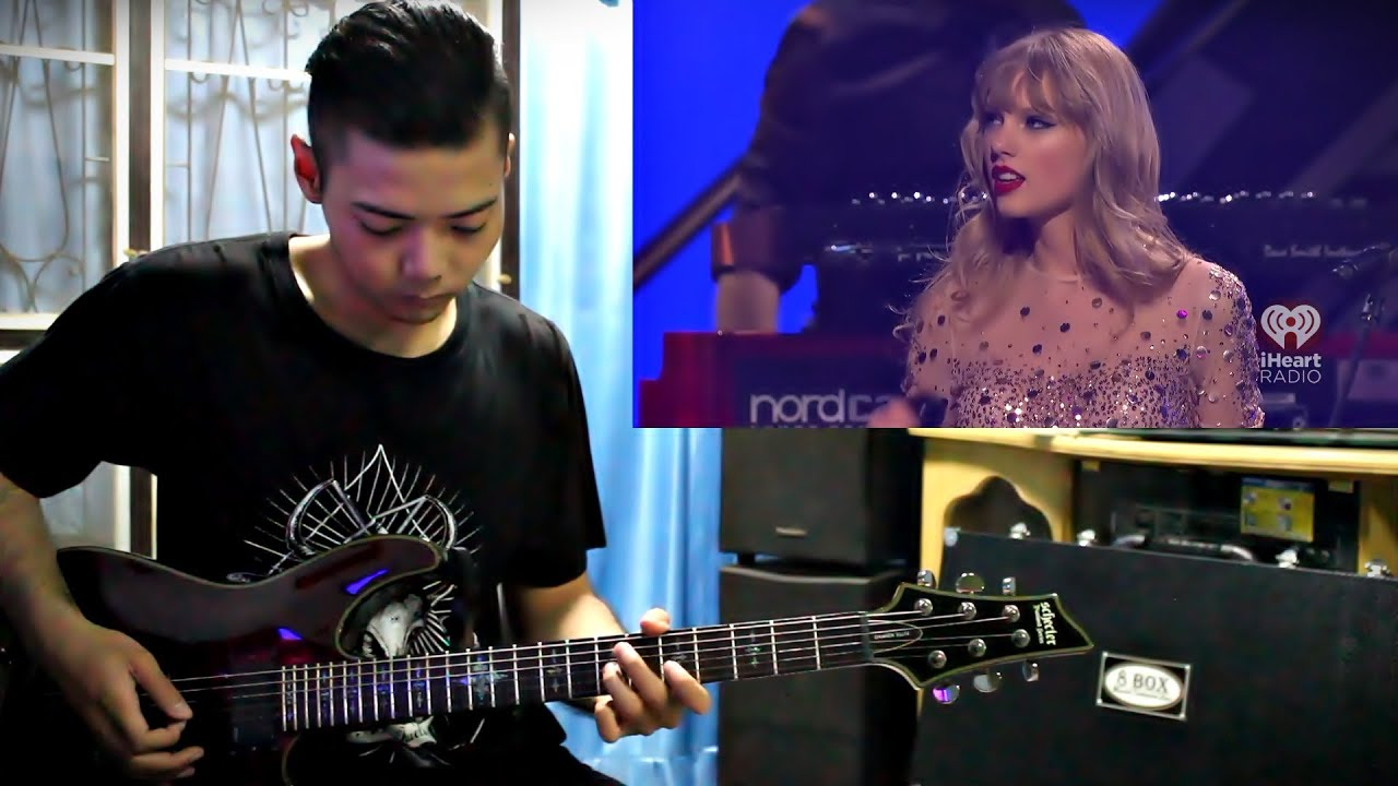 taylor swift love story guitar cover by wan youtube