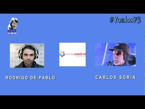 Escucha la entrevista a Carlos Soria en Onda Madrid