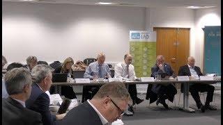 Cambridgeshire and Peterborough NHS STP Board -- November 2018