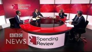 Spending Review: BBC editors react to George Osborne