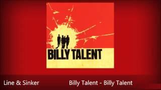Billy Talent - Line And Sinker - Billy Talent (04) (HD|Lyrics in description)