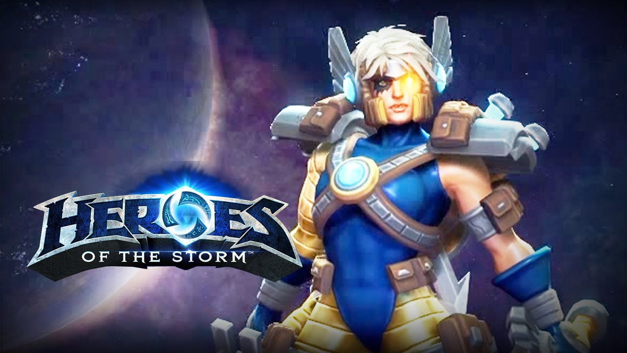 Heroes Of The Storm Build Rexxar