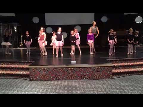 7-8 year Tuesday Ballet - spring 2018