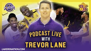 Lakers Nation Podcast LIVE: Crazy Stats, Familiar TEAM Feeling, Q & A
