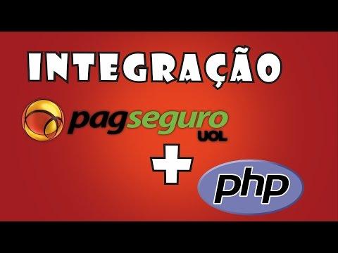 Como Integrar Seu Site Em PHP Com A API Do PagSeguro