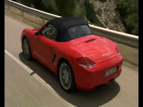 Porsche Boxster S 2009 At Auto Test Youtube