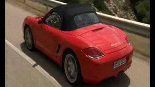 Porsche Boxster-S 2009 at auto-test