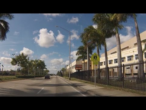 Miami Carol City Senior High School & Nearby 183rd St Apts