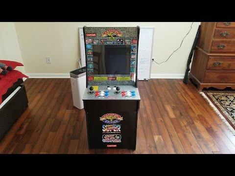 Arcade1Up Arcade Cabinet Turns On With NO Picture FIX from TipsNNTricks