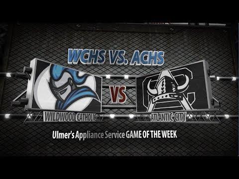 BASKETBALL: CAPE ATLANTIC LEAGUE FINAL: Wildwood Catholic vs. Atlantic City 2018