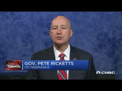 Nebraska Gov. Ricketts: We'd like to see NAFTA deal before h
