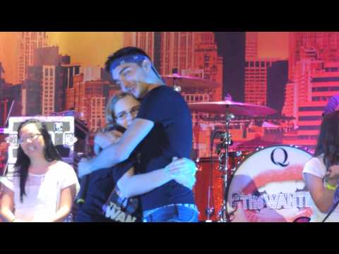 Heart Vacancy The Wanted The Summer Kiss Tour 82513