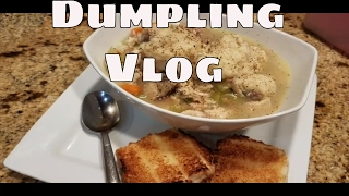 ~Chicken & Dumpling Dinner Vlogging  With Linda's Pantry ~