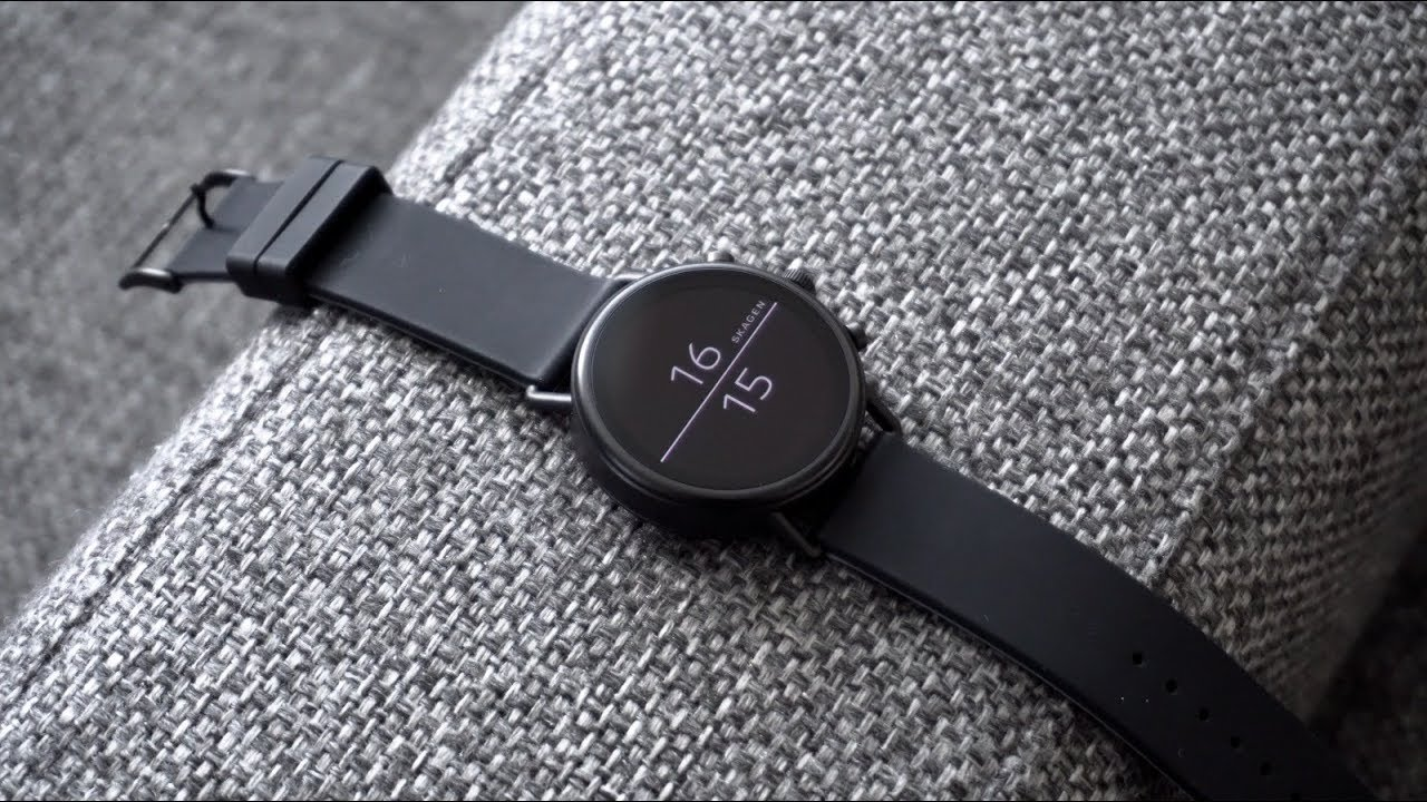 9d1b3c5da 🔥 Skagen Falster 2 Review - A Pretty Smartwatch with Google's Wear ...