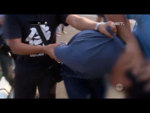 Penyergapan Pengedar Narkoba Oleh Polres Kota Bandar Udara Soekarno Hatta