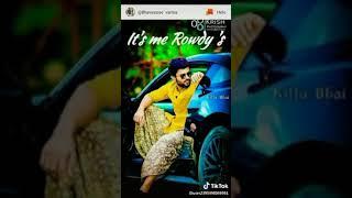 DJ song of vijay devarakonda