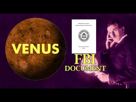 Nikola Tesla Alien From Venus? FBI Documents and Interplanetary Communications thumbnail