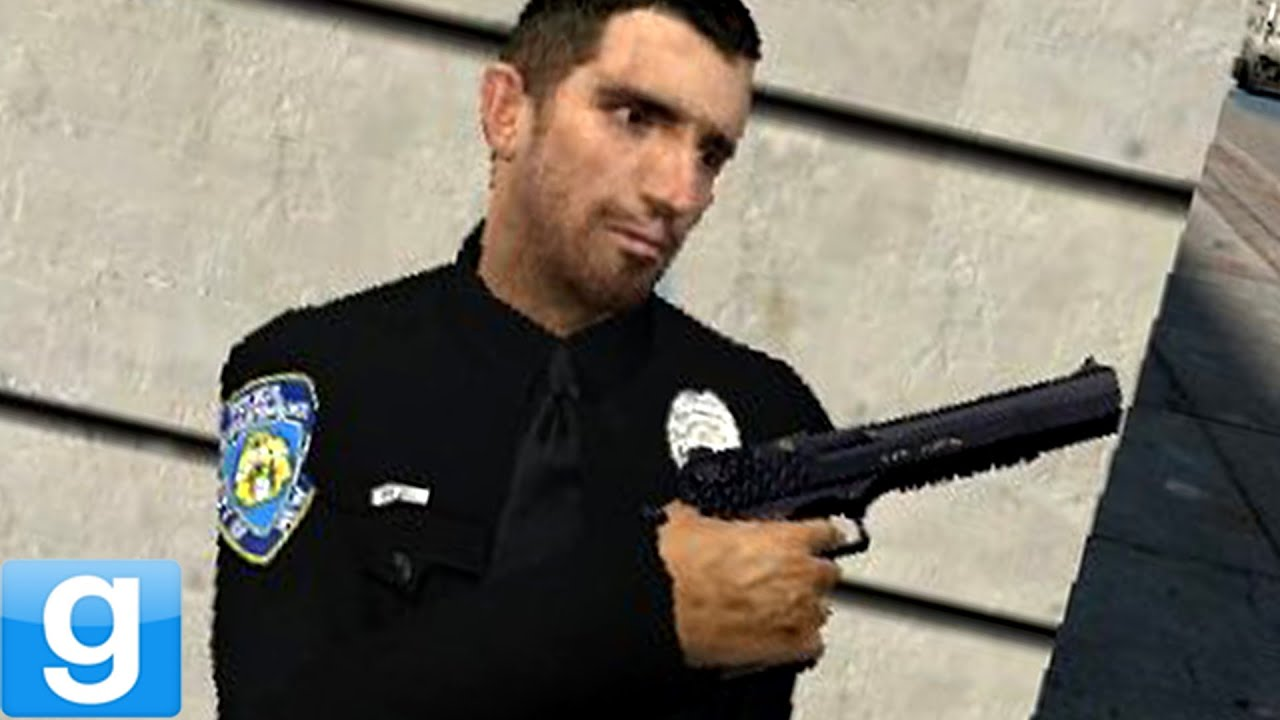 Running From The Police Gmod Apartment Raid Map Garry S Mod