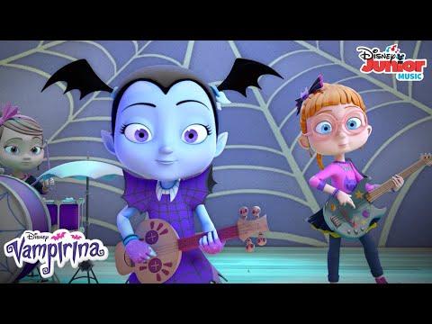 The Ghoul Girls Are Back Music Video 🎸| Vampirina | Disney Junior