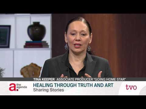 Tina Keeper: Healing Through Truth and Art