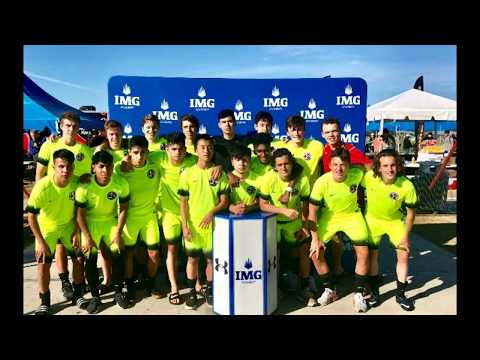 Sachin De Silva College Soccer Recruiting Video - Class of 2018