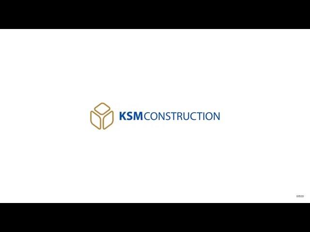 KSM - Framtidens byggprojekt