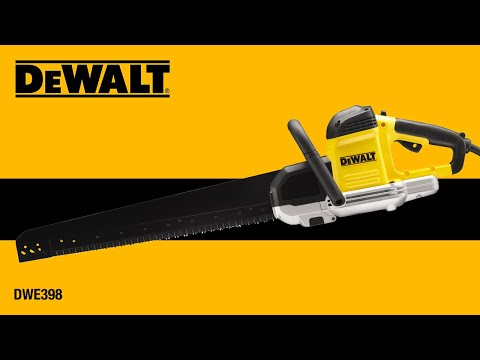 Scie Alligator DWE398 DEWALT®
