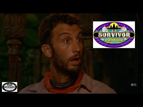 Survivor Cambodia: Jeremy Saves Fishbach
