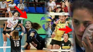 Top 20 Solid Facial Hits | PHILIPPINE WOMEN'S VOLLEYBALL