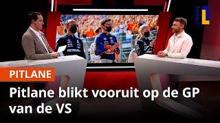 Pitlane Zonder Uitvalbeurt Duurt F1-titelrace Tot Slot-GP