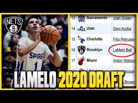 Where LAMELO BALL Currently  PROJECTS On 2020 NBA Mock Drafts!?