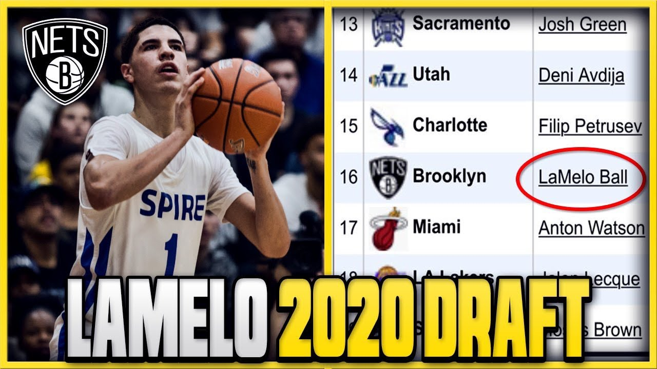LaMelo Ball Is Now Being Mentioned As The Possible No. 1 Pick In the NBA Draft